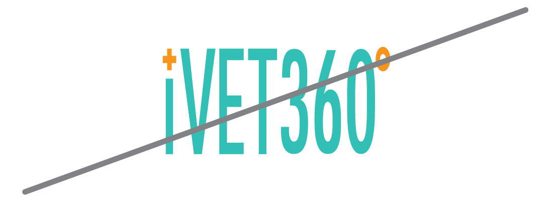 DO NOT compress the iVET360 logo.
