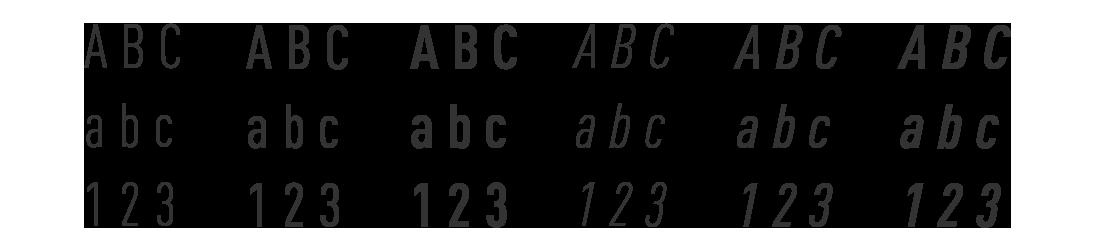 typeface-ps-c