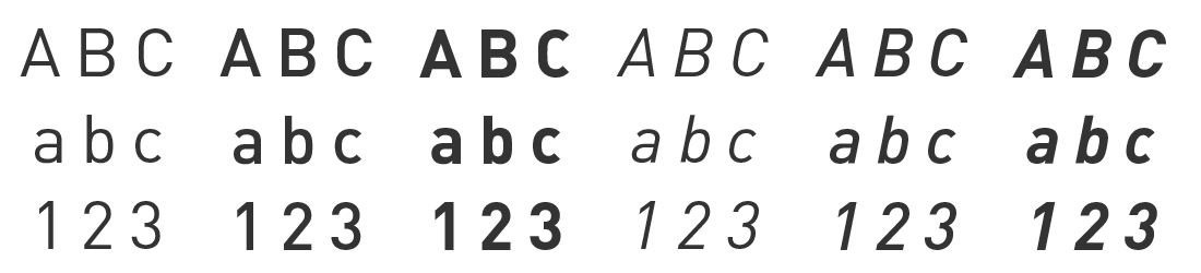 typeface-ps