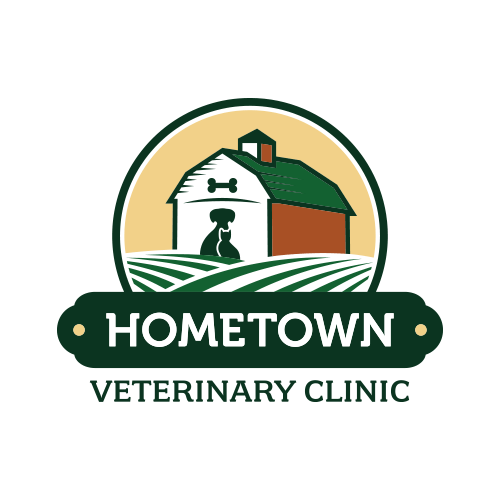 iVET360 Veterinary Logo Design Hometown