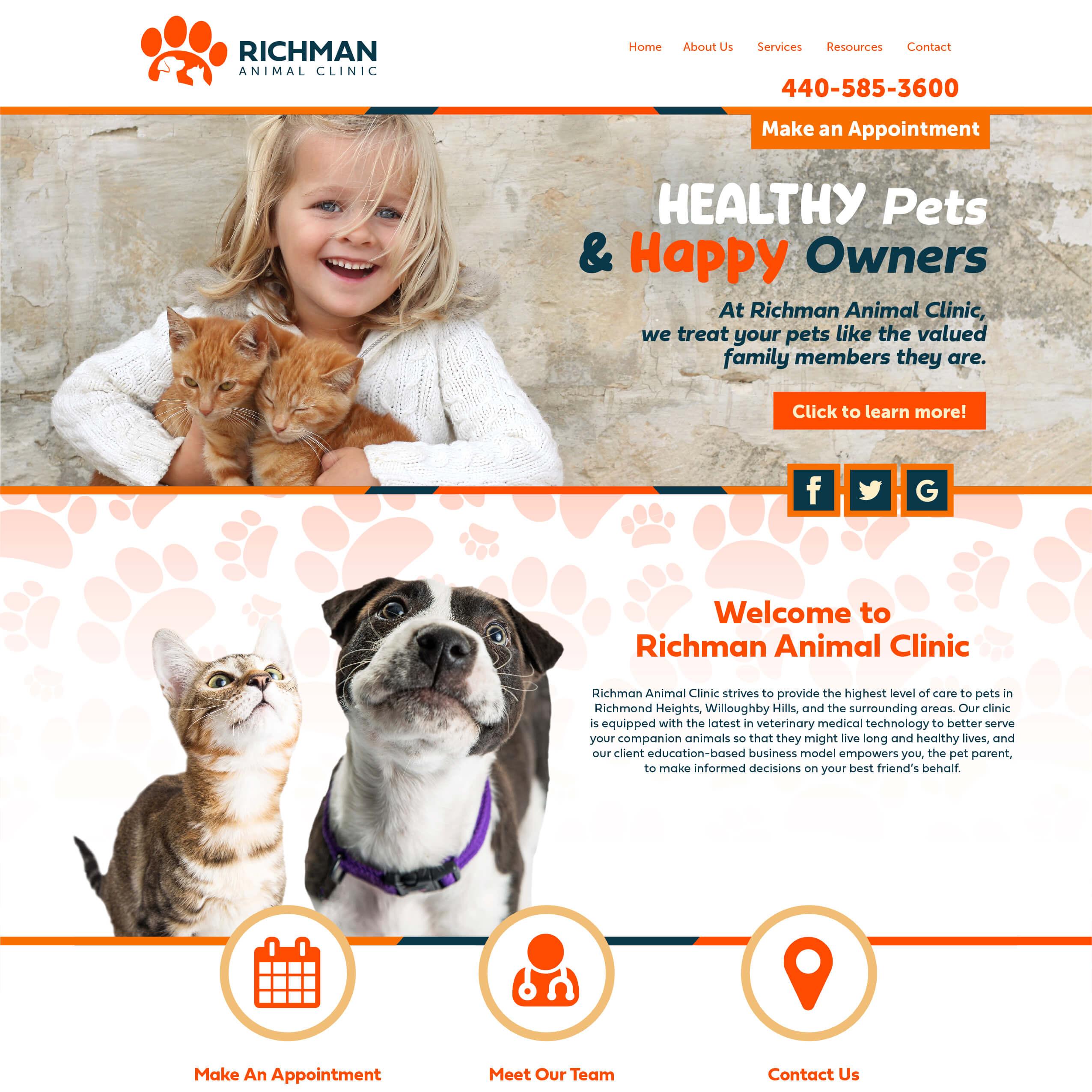 Richman Animal Clinic