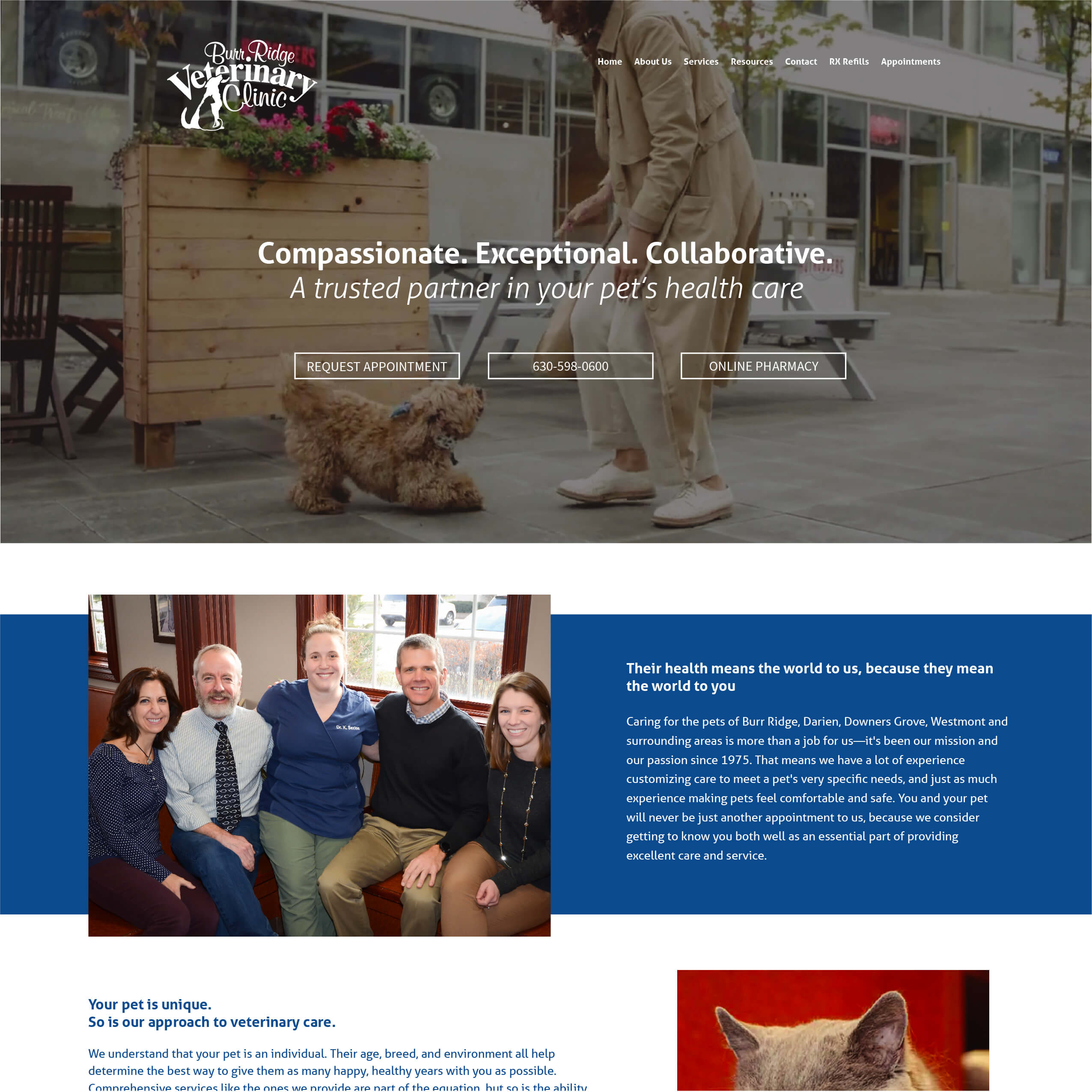 Burr Ridge Veterinary Clinic