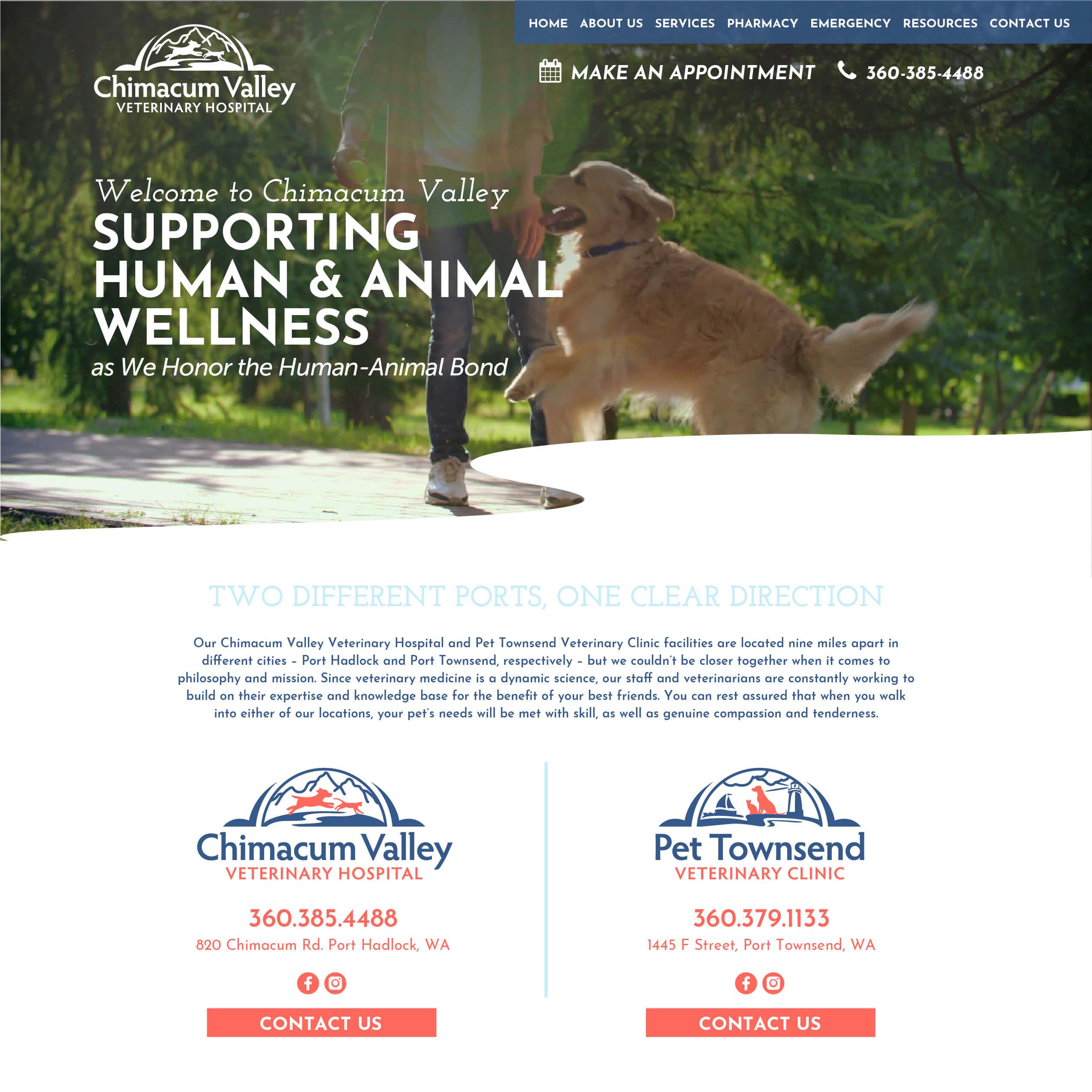 Chimacum Valley Veterinary Hospital