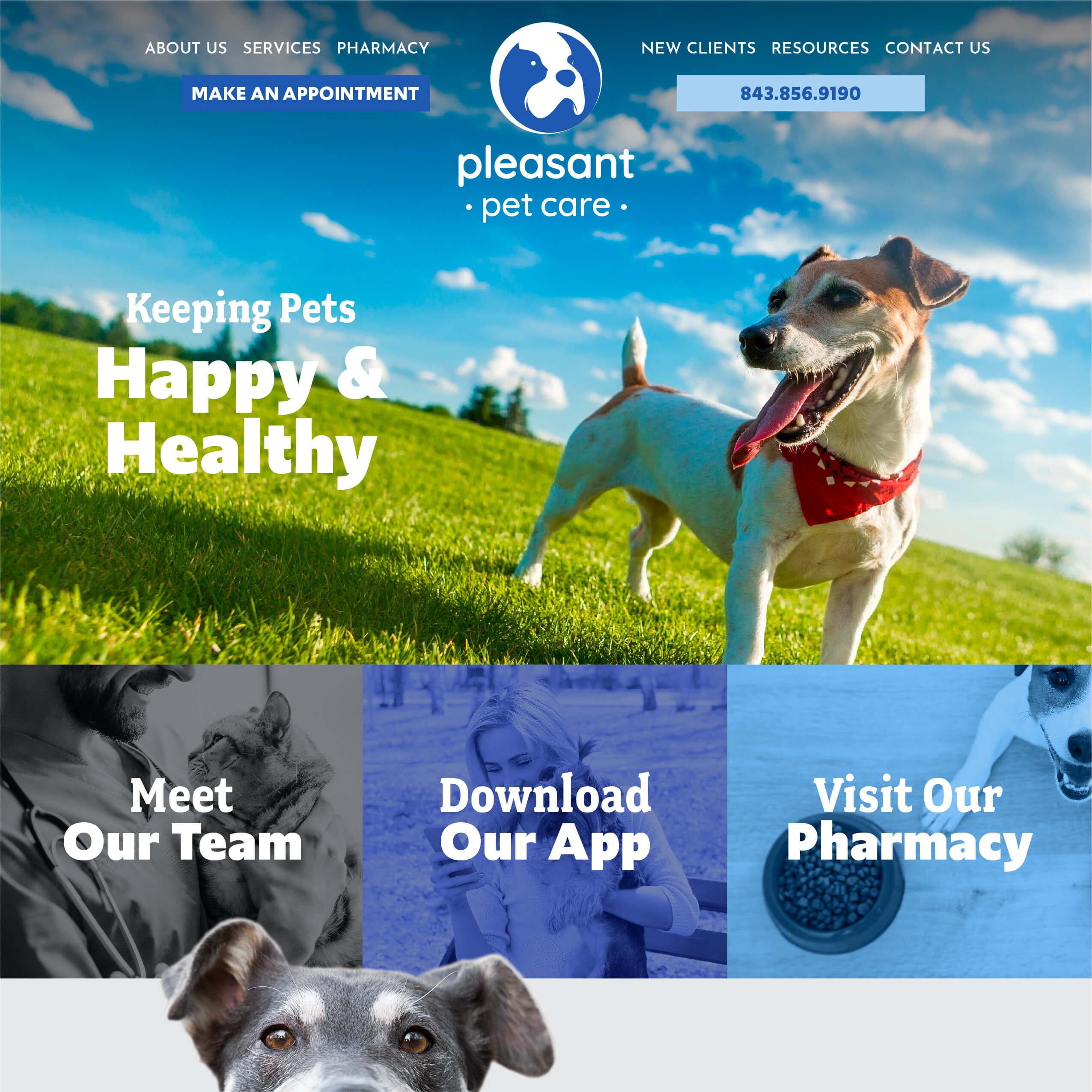 Pleasant Pet Care