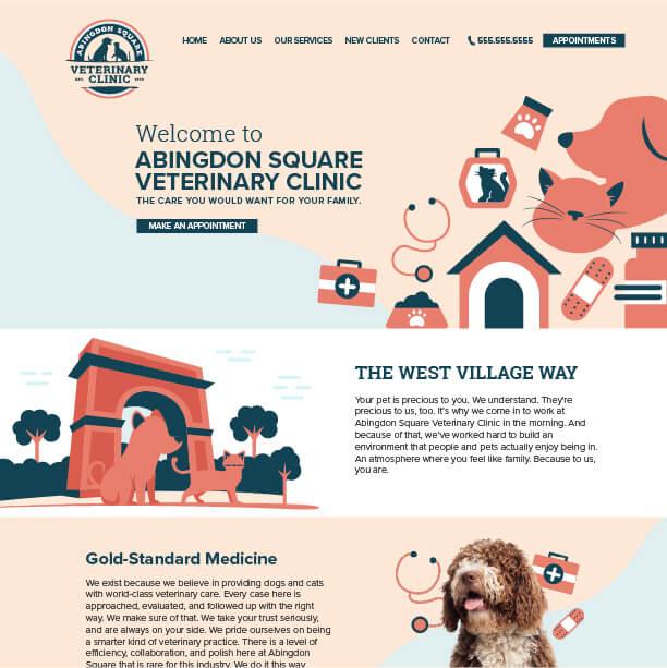 Abingdon Square Veterinary Clinic