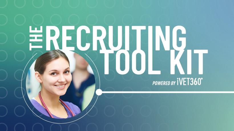 "iVET360 Releases ""Recruiting Tool Kit"""